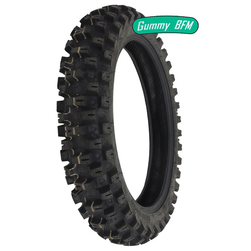 Motoz Gummy Arena Hybrid 110/90-19 SUPER SOFT Rear Tyre
